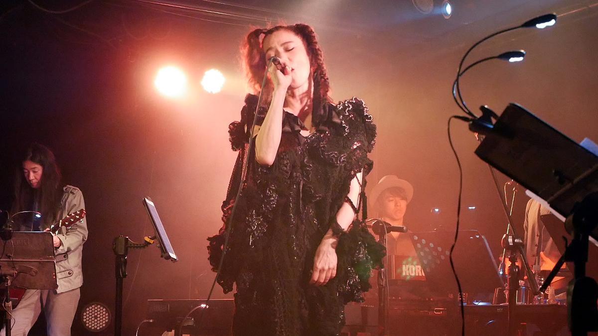 Charaさんが台湾で初の単独ライブ