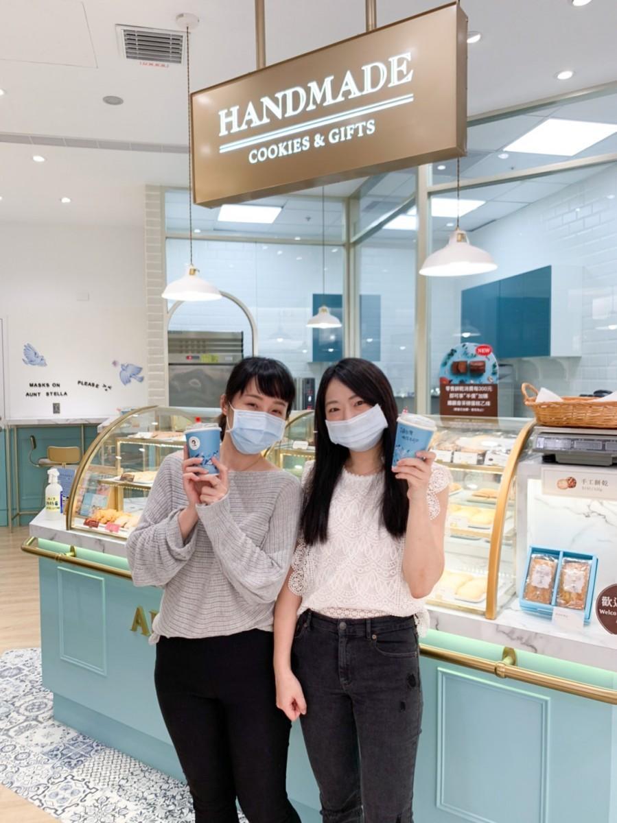 「ステラおばさんのクッキー」を台湾で展開する「詩特莉食品 AUNT STELLA」が5月18日、一日限定でマスクを着用した来店客にコーヒー3000杯を無料配布すると発表