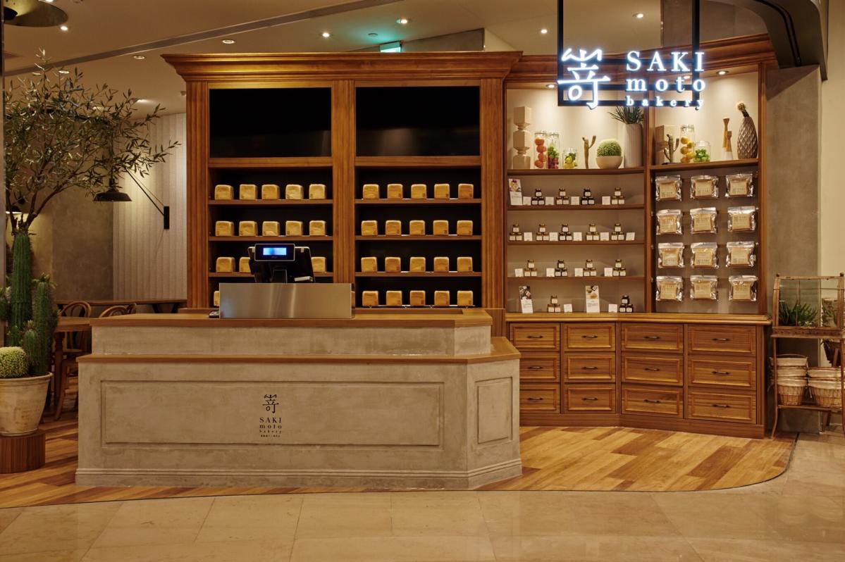 「高級食パン専門店 嵜本ベーカリー」が7月16日、台湾2号店を台北101(信義区)にオープンする