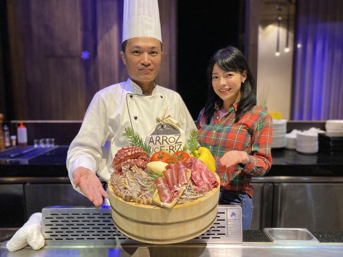 「九鼎鉄板焼」がホリデーシーズン向け新メニュー、スペイン・日本の味を再現