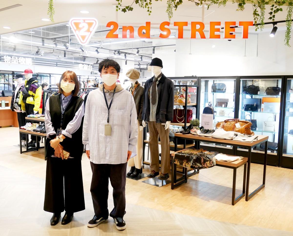微風南山atreにリユース商品を扱う「2ndSTREET」台湾2号店