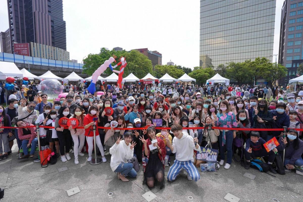 台北で東日本大震災10年日台友情記念イベント 三原JAPANも感謝伝える