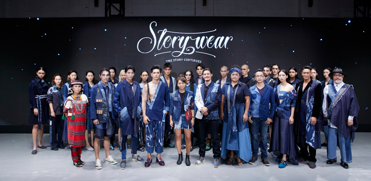 台北ファッションウイーク 日本人モデルもランウェーに登場