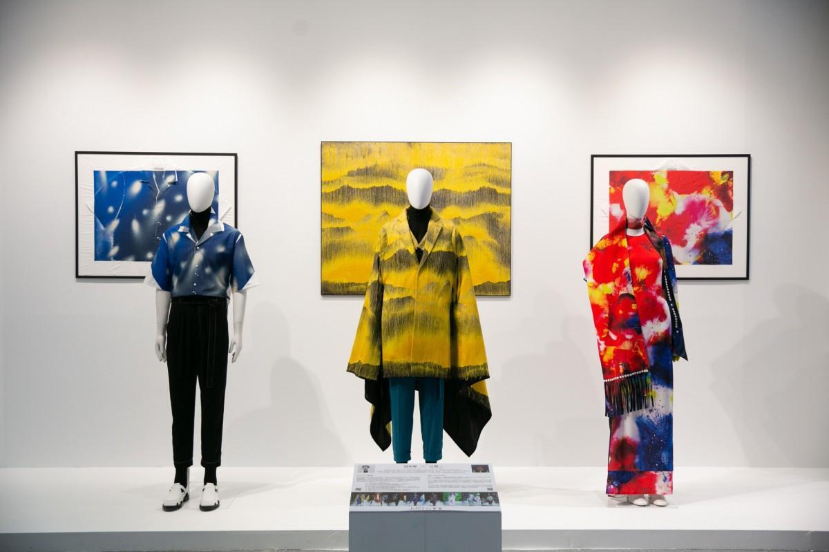 ART TAIPEI 2021台北国際芸術博覧会 日本人アーティストの作品も多数展示