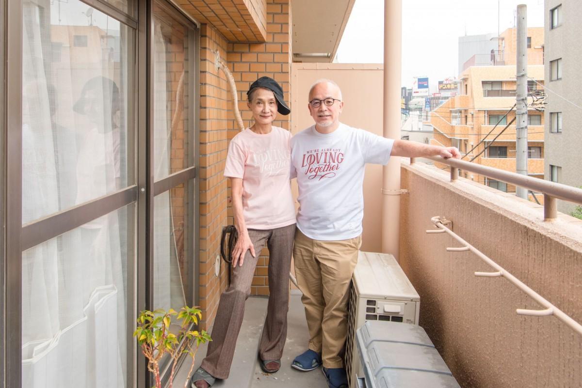 生島嗣代表と池上千寿子理事