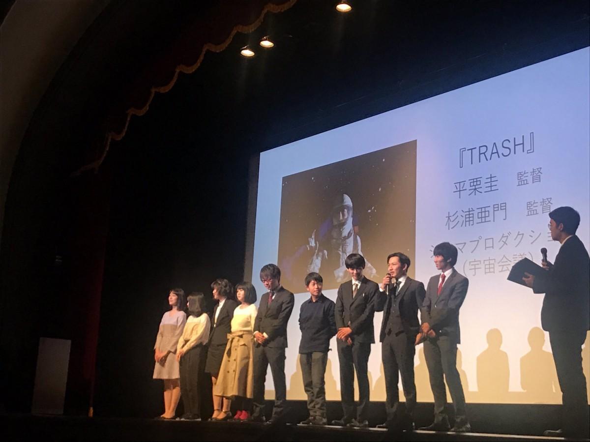 昨年行われた「第31回早稲田映画まつり」の様子(提供:早稲田映画まつり実行委員会)