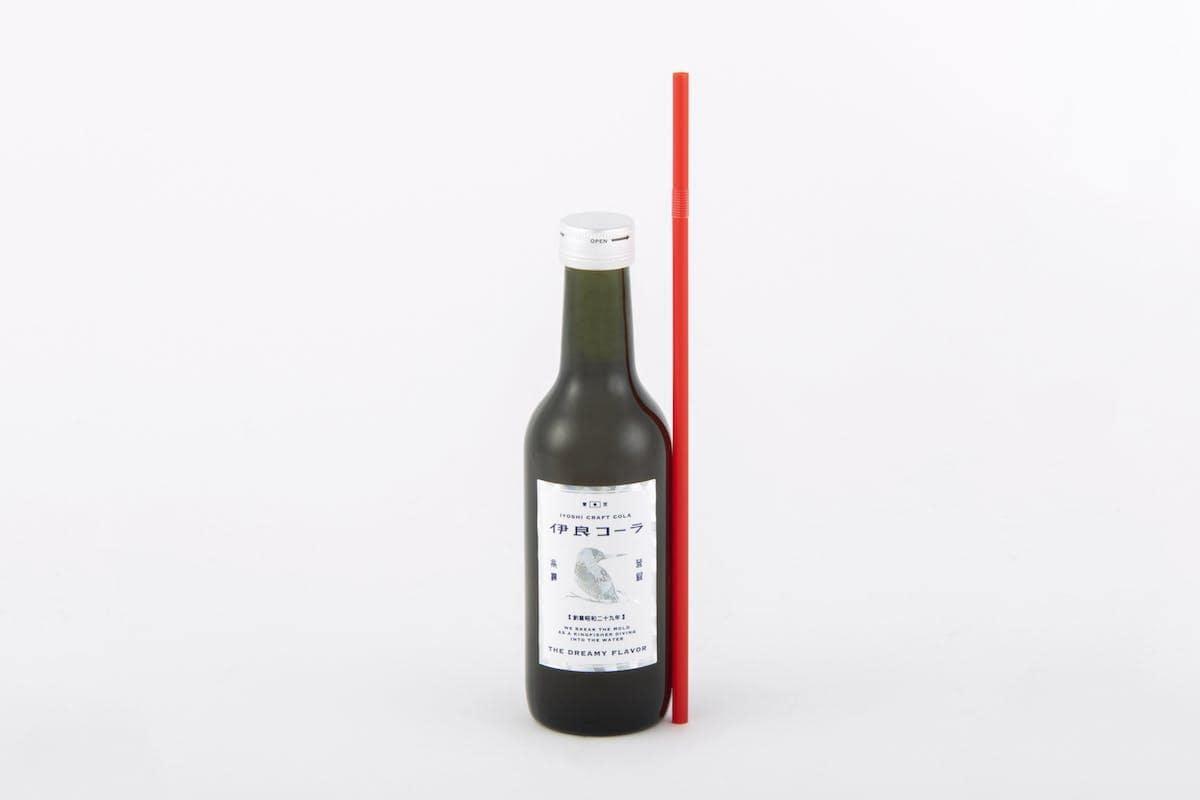 「伊良コーラ」が発表したキャップを開けたらすぐ飲める「IYOSHI CRAFT COLA」