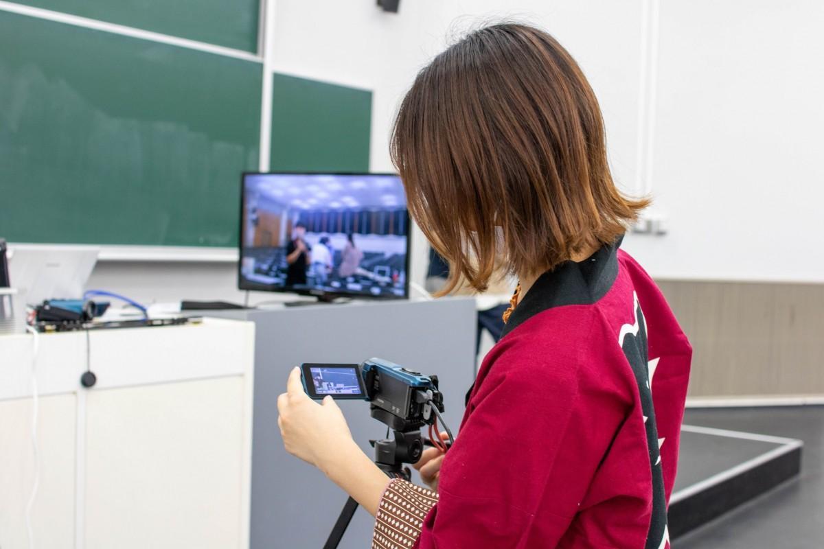 史上初となる「オンライン早稲田祭」の準備に取り組む「早稲田祭2020運営スタッフ」(提供:早稲田祭2020運営スタッフ)
