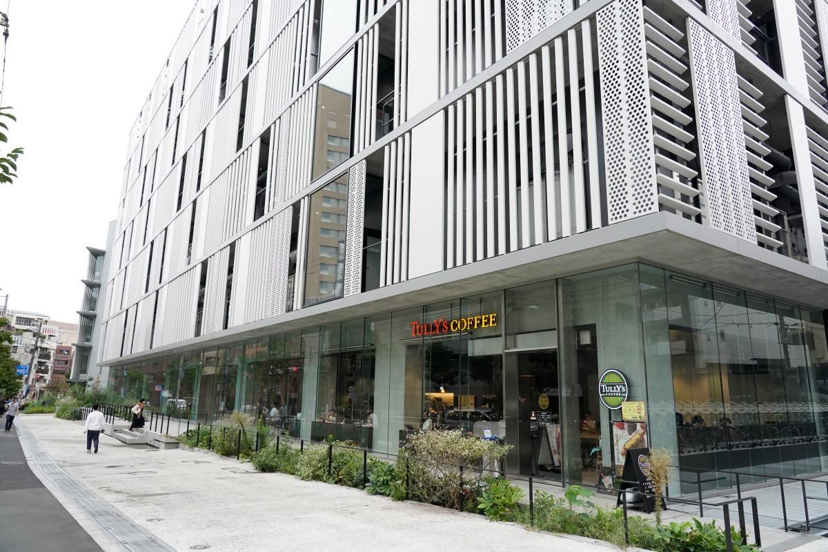 今年完成した早稲田大学のリサーチイノベーションセンター(121号館)