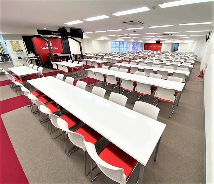リニューアルオープンした「晴れる屋トーナメントセンター 東京」のプレイスペース