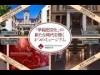 東京メトロ早稲田駅構内に電飾ボード 早稲田大学のミュージアム4施設を紹介