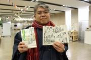 高砂線跡を歩く会 旧駅と漫画「よつばと!」の聖地巡る