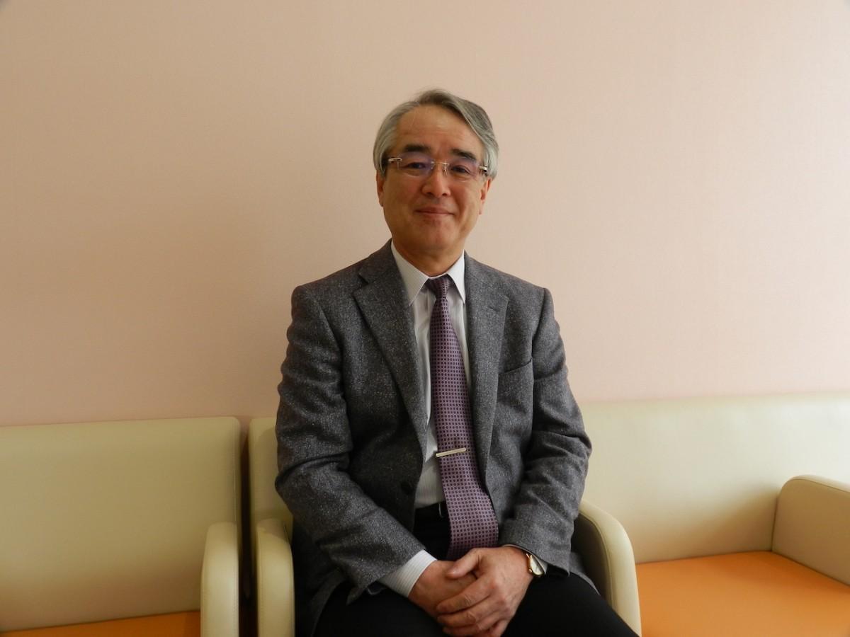 高砂市医師会会長の増田さん
