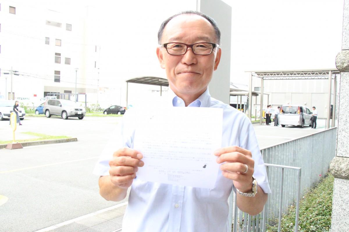 高砂スィングJAZZシティプロジェクト実行委員会中野さん