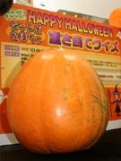 北海道産ジャンボかぼちゃの重さは?-けやきウォークでハロウィーンイベント