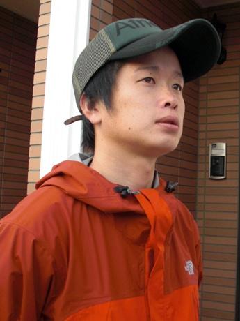 卒業後も駅伝部のサポートを続けている小野さん。「感謝の気持ちを忘れずに大手町までタスキを運んで」と後輩に思いを託す
