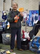 高崎の老舗楽器店閉店「さびしい」 全盛期はギター1日40本、氷室・布袋さんらも