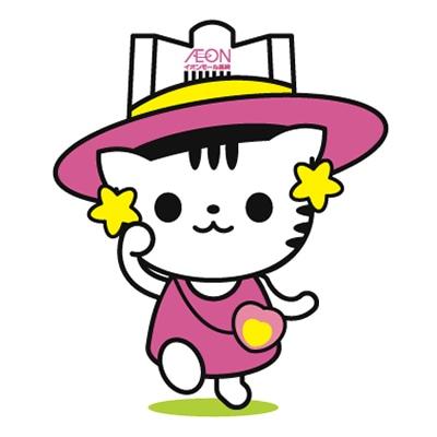 招き猫とだるまを融合させたというキャラクターデザイン