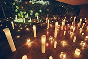 R18「キャンドルナイト」今年も 昨年は高崎で700人を集客