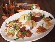 高崎にカフェバー新店 ハンモックでゆったり、創作和食食べ放題