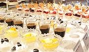 高崎のホテルで「デザートバイキング」 パンケーキ、パエリアなど軽食も