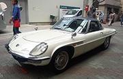 クラシックカー94台が商店街に集結 ロータリー50周年記念特集も