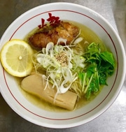 業界初「小麦粉」×「こんにゃく」麺 伊勢崎のラーメン店で提供本格化