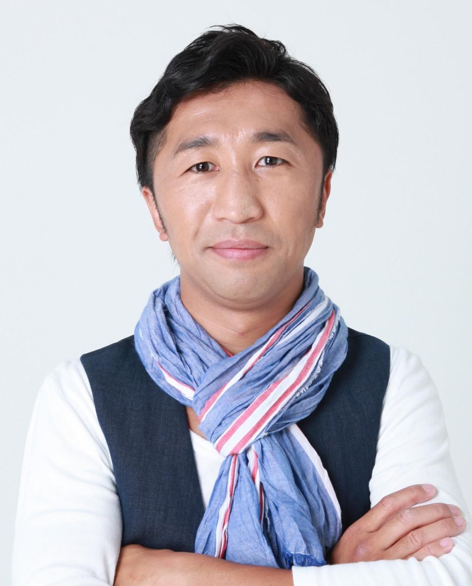 「日本一やさしいトライアスロン」に初挑戦する内藤大助さん、やる気満々