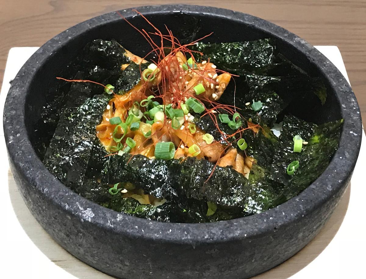 「石焼高崎ほるもん みそダレ」(1,026円)