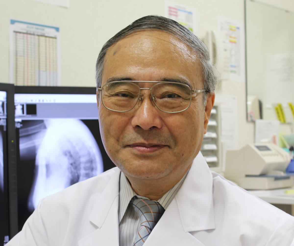 認定NPO法人バイオフォーラム常任理事の小濱一弘先生