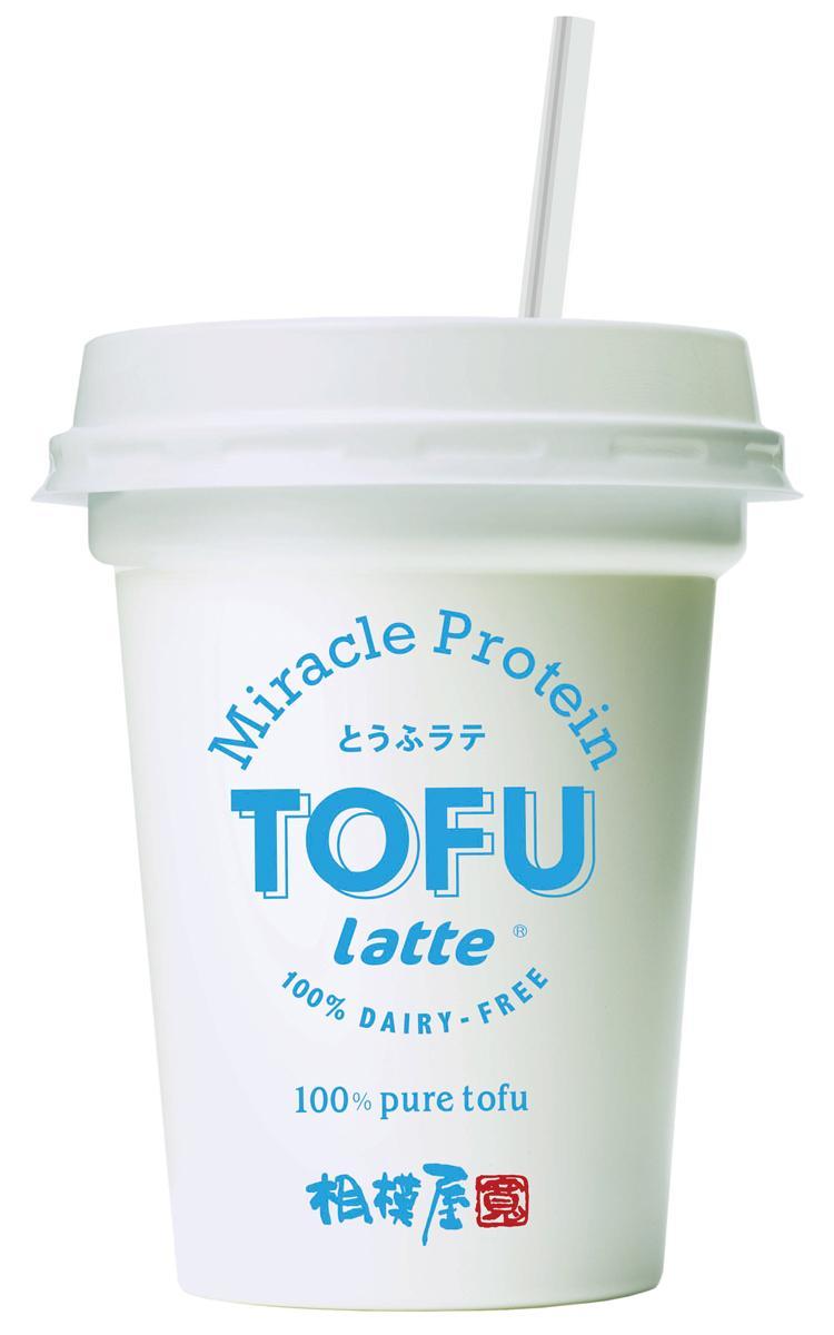 「TOFU latte 100% pure tofu(とうふラテ100%ピュアとうふ)」