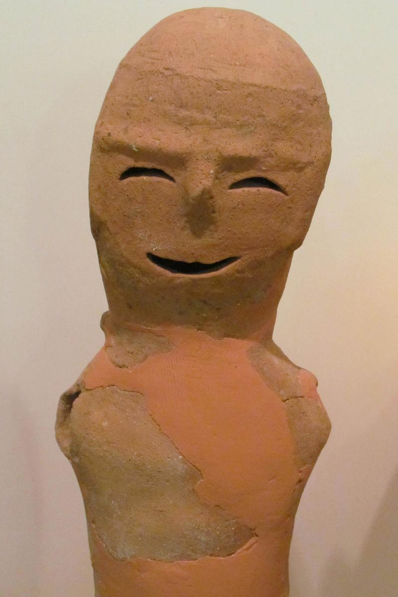 「HANI-1グランプリ」第1位になった「笑う埴輪」