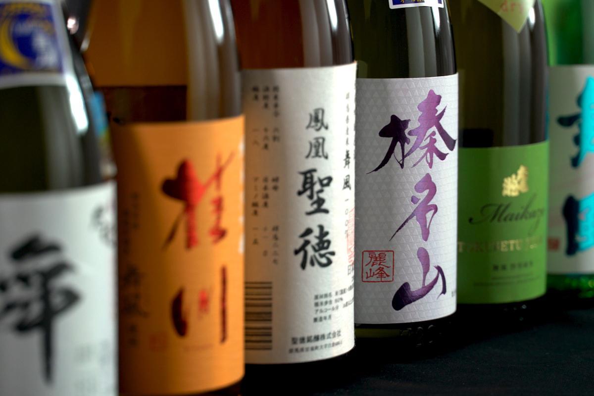 試飲(有料)は日本酒・ビール・ワイン製造26者の100銘柄