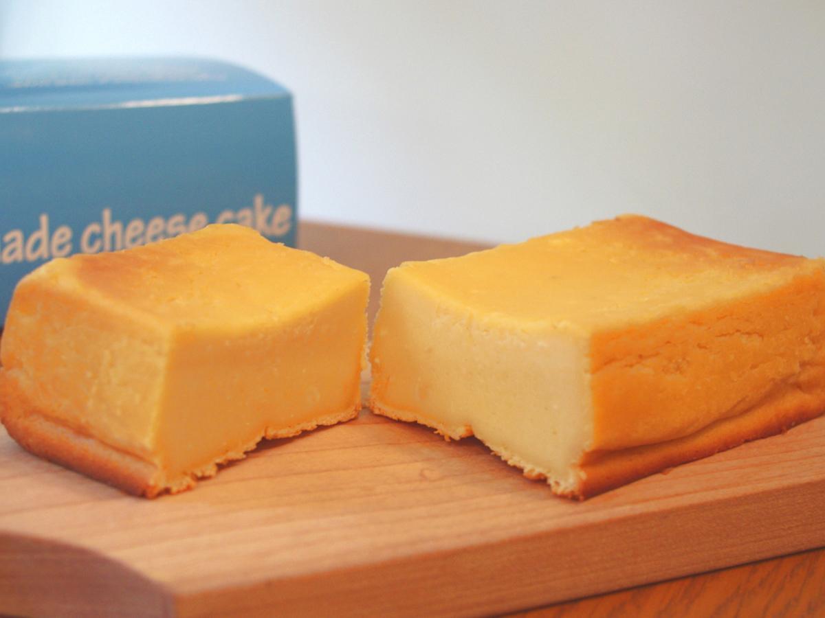初出展「グッデイ・フォーユー六本木」のチーズケーキ(1,696円)