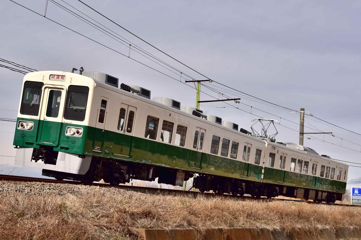 ワイン列車は「700形」の予定