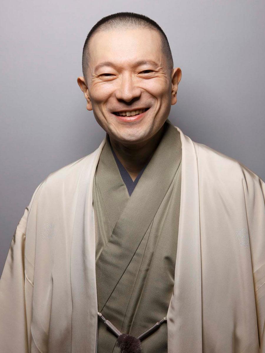前橋出身、まえばし観光大使も務める三遊亭竜楽さん