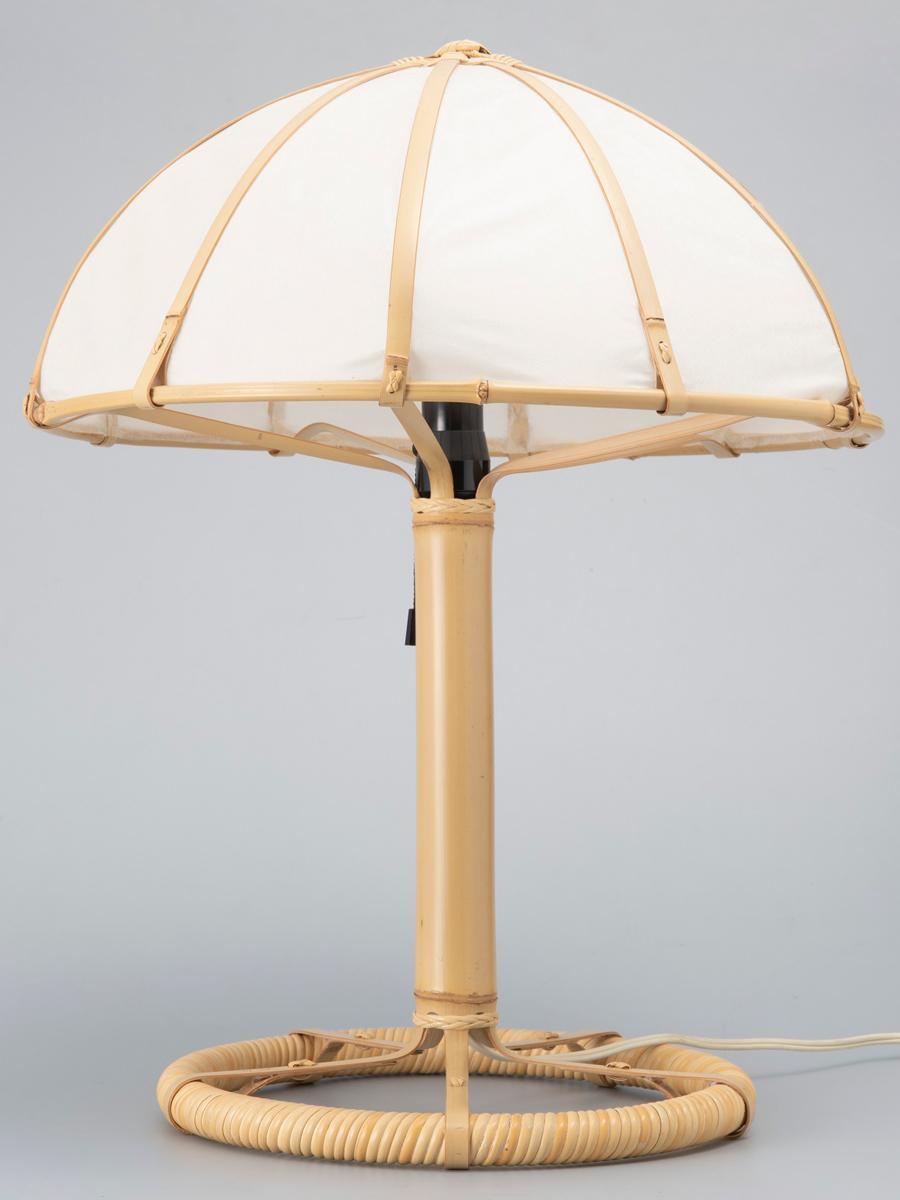 竹のテーブルスタンド(群馬県立歴史博物館所蔵)