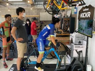 赤城山ヒルクライム「AR」で体験・参戦 「ニューノーマル」の自転車レース模索