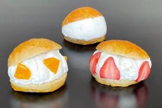高崎「マリトッツォ」登場 イタリアの甘さ控えめスイーツパン