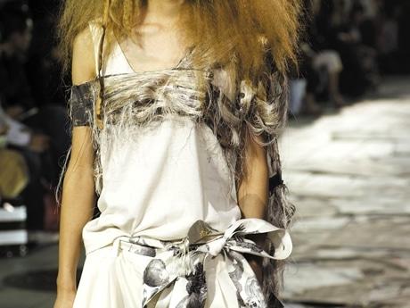 「『日本の美を纏う』HAKATA-ORI collection 2007」開催