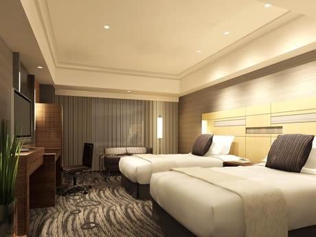 ホテルオークラ福岡が全客室の改修工事へ