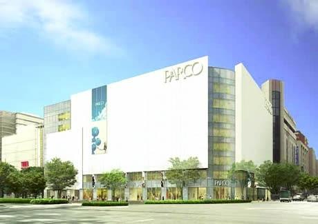 天神にパルコ、2010年春開業へ(写真=外観イメージ)