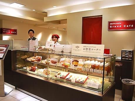 大丸・福岡天神店に西鉄グランドホテルのカフェ「グランカフェ」が出店