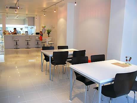 舞鶴カフェ「Cafe Paradis Sucreが移転・リニューアルオープン