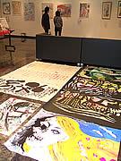 福岡在住アーティスト展「福岡魂」-絵画や写真など力作150点