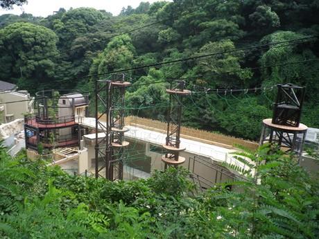 福岡市動物園にアジア熱帯複合展示施設がオープン