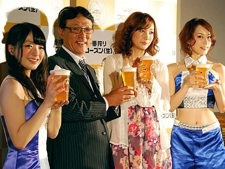 天神経済新聞、年間PV1位は「キリンビール期間限定店」