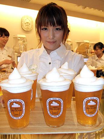 大名に「キリン一番搾りガーデン福岡」が期間限定でオープン