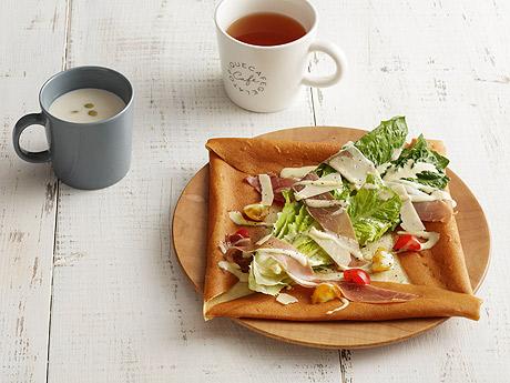 福岡パルコにカフェ「ジェラート ピケ カフェ」がオープン