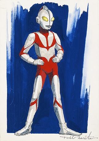 ウルトラマン 1966年 青森県立美術館蔵